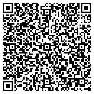 QR-код с контактной информацией организации ПИЦЦА ХАУС