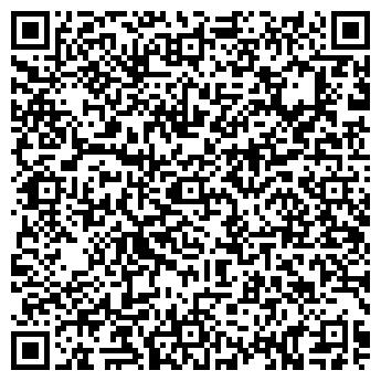 QR-код с контактной информацией организации АЗС ПРАЖСКАЯ