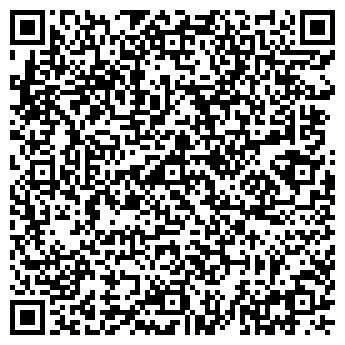 QR-код с контактной информацией организации БРЭНД МАГАЗИН