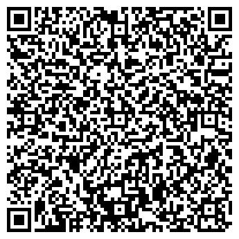 QR-код с контактной информацией организации МОДУЛЬ МАГАЗИН
