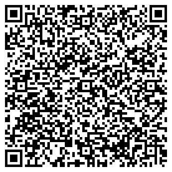 QR-код с контактной информацией организации АБАЖУР САЛОН