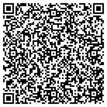 QR-код с контактной информацией организации СПОРТ КРОН