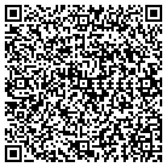 QR-код с контактной информацией организации RONDO САЛОН