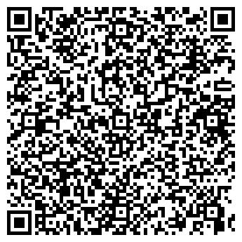QR-код с контактной информацией организации АКВАРЕЛЬ МАГАЗИН