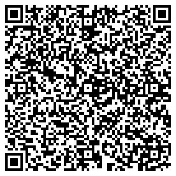 QR-код с контактной информацией организации РУСЬ МАГАЗИН