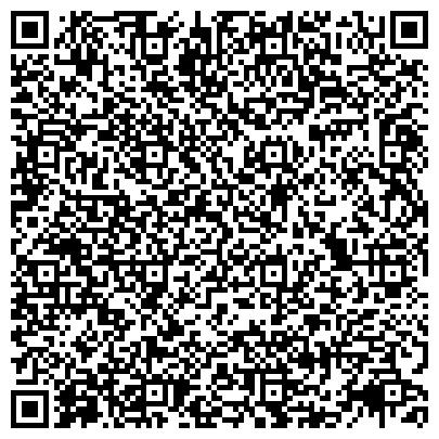 QR-код с контактной информацией организации ВОЕННЫЙ КОМИССАРИАТ ЛЕНИНСКОГО И ПРАВОБЕРЕЖНОГО РАЙОНОВ Г.МАГНИТОГОРСКА