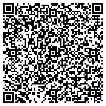 QR-код с контактной информацией организации ЛИНИЯ ДИЗАЙН-СТУДИЯ