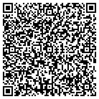 QR-код с контактной информацией организации № 1 СПОРТШКОЛА