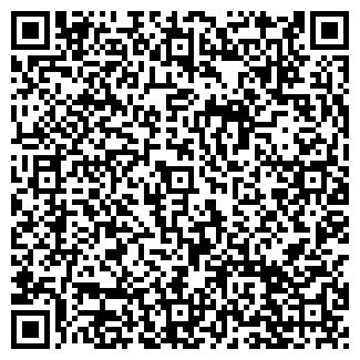 QR-код с контактной информацией организации ЛУЧ МАГАЗИН