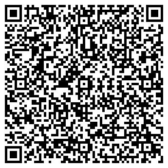 QR-код с контактной информацией организации МИНИ-РЫНОК 'ЗАПАДНЫЙ'