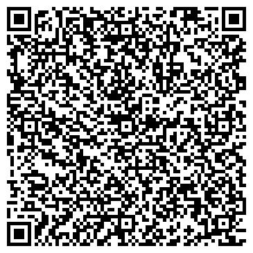 QR-код с контактной информацией организации УНИВЕРСАЛЬНЫЙ МАГАЗИН, ЗАО 'ПРОЕКТСЕРВИС'