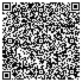 QR-код с контактной информацией организации ДВЕРИ + ДВЕРИ МАГАЗИН