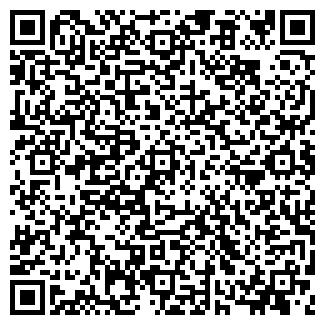 QR-код с контактной информацией организации АРИС ОДО