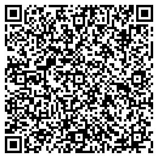 QR-код с контактной информацией организации ДЮСШ №1