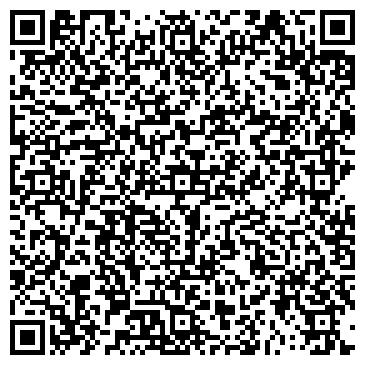 QR-код с контактной информацией организации ОВАЦИЯ САЛОН-ПАРИКМАХЕРСКАЯ