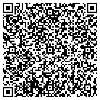 QR-код с контактной информацией организации ДЭНАС МС КОРПОРАЦИЯ РДЦ