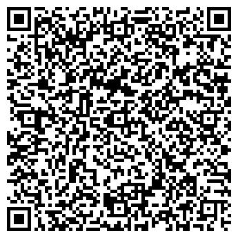 QR-код с контактной информацией организации ПИК ПКФ, ЗАО
