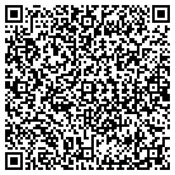 QR-код с контактной информацией организации СПОРТИВНЫЙ ЗАЛ