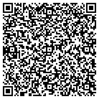 QR-код с контактной информацией организации ДИВАНЫЧ