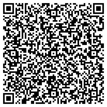 QR-код с контактной информацией организации ПОРТЬЕР САЛОН