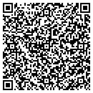 QR-код с контактной информацией организации ГОСТИНИЦА ЧУП