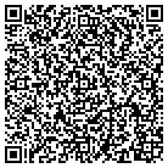 QR-код с контактной информацией организации НИЖНЕЙ ТУРЫ ВОЕНКОМАТ