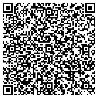 QR-код с контактной информацией организации АКВАРЕЛЬ СТУДИЯ ООО