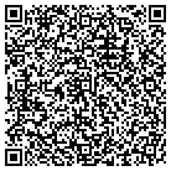 QR-код с контактной информацией организации АПТЕКА ЦЕНТРАЛЬНАЯ МУП