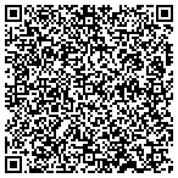 QR-код с контактной информацией организации МЕЖДУНАРОДНЫЕ ПЕРЕВОЗКИ