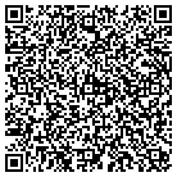 QR-код с контактной информацией организации ТЕАТРАЛЬНОЕ КАФЕ