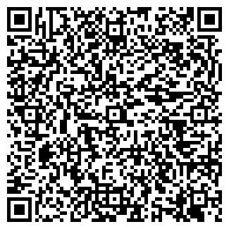 QR-код с контактной информацией организации ООО ТОПОГРАФ