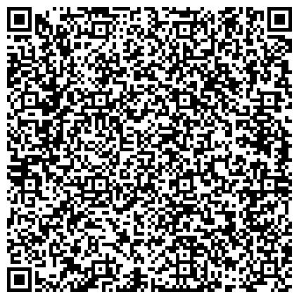 QR-код с контактной информацией организации Управление социальной  защиты населения Пластовского муниципального района