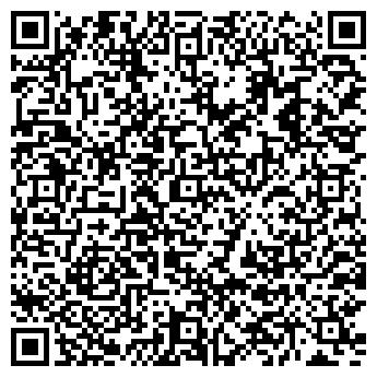 QR-код с контактной информацией организации ТЮМЕНЬ ИП ФЕДОТКИН