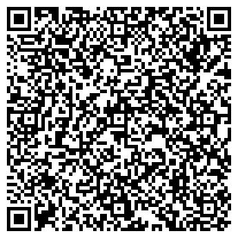 QR-код с контактной информацией организации РЕЖА МДОУ № 5 СКАЗКА