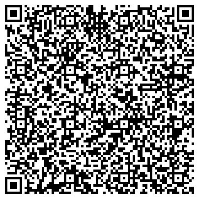 QR-код с контактной информацией организации РЕЖА МДОУ ЛЕСНАЯ ПОЛЯНКА