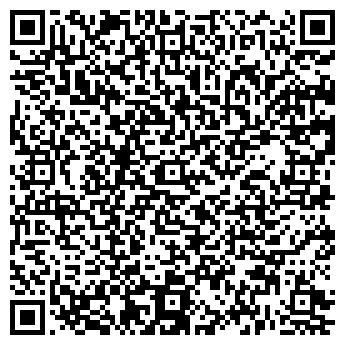 QR-код с контактной информацией организации АЛИСА ТОРГОВЫЙ ЦЕНТР