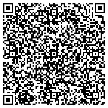 QR-код с контактной информацией организации РЕЖЕВСКОЕ ФИНАНСОВОЕ УПРАВЛЕНИЕ