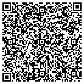 QR-код с контактной информацией организации ТРИ МУШКЕТЕРА ГОСТИНИЦА