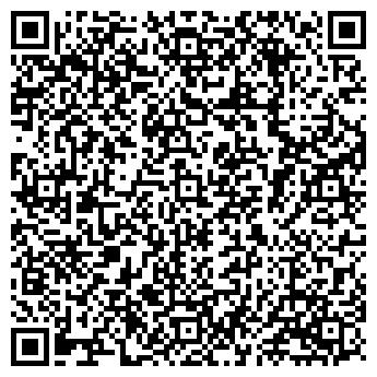 QR-код с контактной информацией организации ПОС. СОСЬВЫ БИБЛИОТЕКА