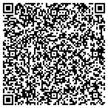 QR-код с контактной информацией организации Студия колористики