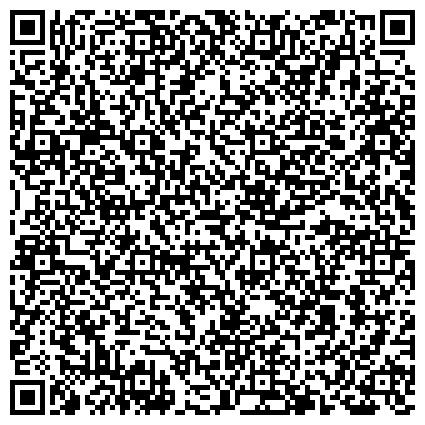QR-код с контактной информацией организации СПЕЦИАЛЬНАЯ КОРРЕКЦИОННАЯ ШКОЛА 8-ОГО ВИДА № 1 МОУ