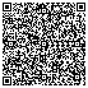 QR-код с контактной информацией организации КАНОН НТМ