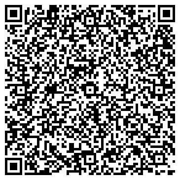 QR-код с контактной информацией организации МАРИНЫ БАЛИНОЙ ДИЗАЙН-СТУДИЯ