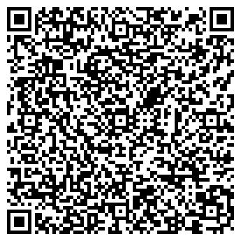 QR-код с контактной информацией организации ИНТЕРКОМСТРОЙ ЧУП