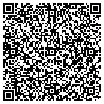 QR-код с контактной информацией организации АТРИУМ-ЦЕНТР