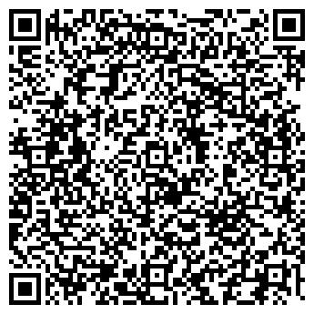 QR-код с контактной информацией организации ВИРАЖ АВТОЦЕНТР