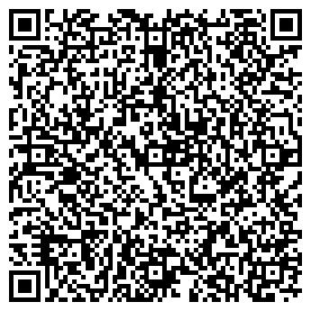 QR-код с контактной информацией организации МЕТАЛЛОН ЗАО