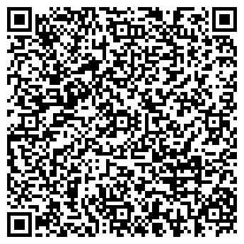 QR-код с контактной информацией организации СЕВЕРВАГОНСТРОЙ ЗАО