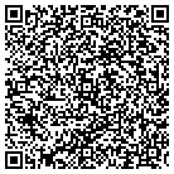 QR-код с контактной информацией организации ВИТРО-ВИКТОРИЯ ООО