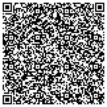 QR-код с контактной информацией организации Департамент транспорта, связи и систем жизнеобеспечения  Пуровского района